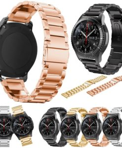 SAMSUNG S3 FRONTIER:CLASSIC SMART WATCH BAND LINK BRACELET all